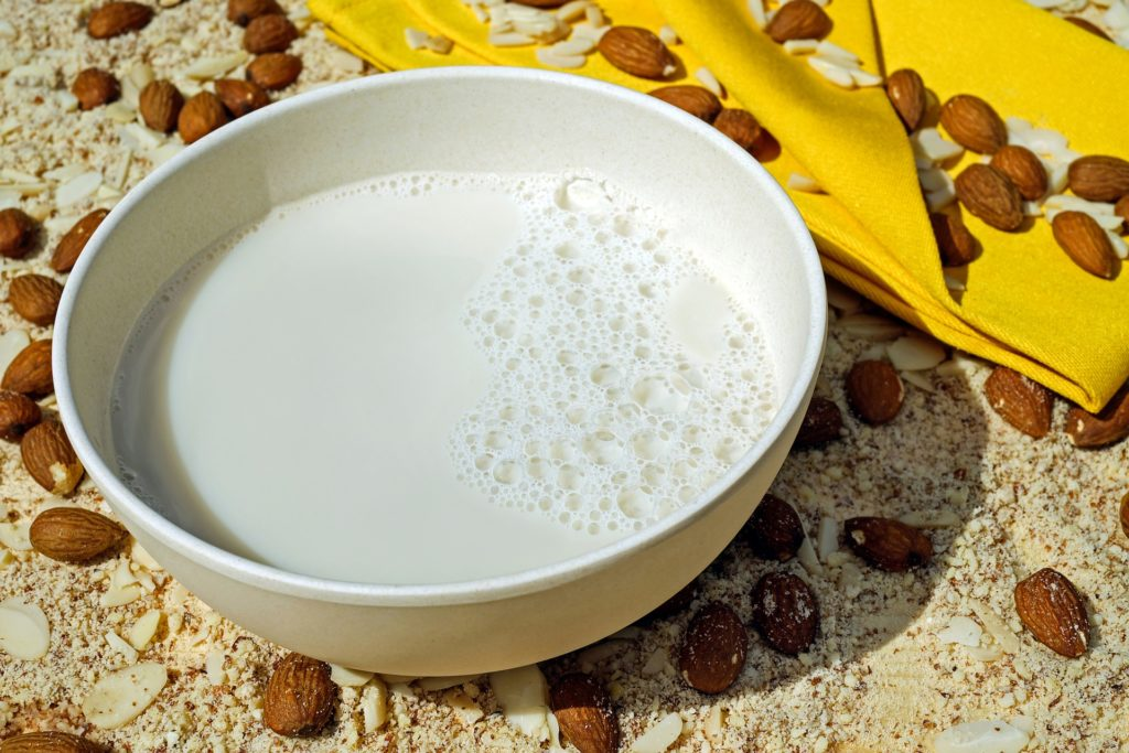 Las leches vegetales y sus beneficios
