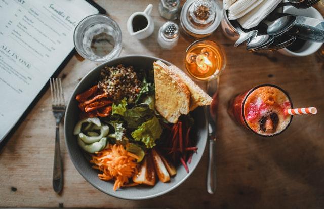 restaurante vegano en barcelona
