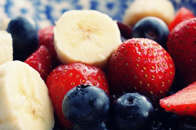 recetas saludables con Frutas